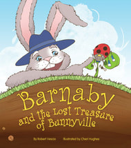 Barnaby And The Lost Treasure of Bunnyville Picture