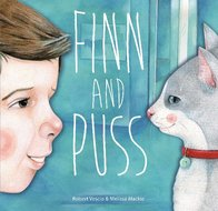 Finn and Puss Picture